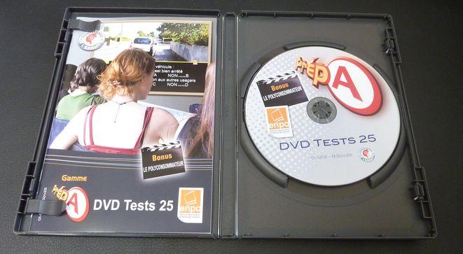 enpc dvd test